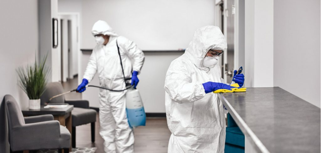 Coronavirus Cleaning In The Workplace